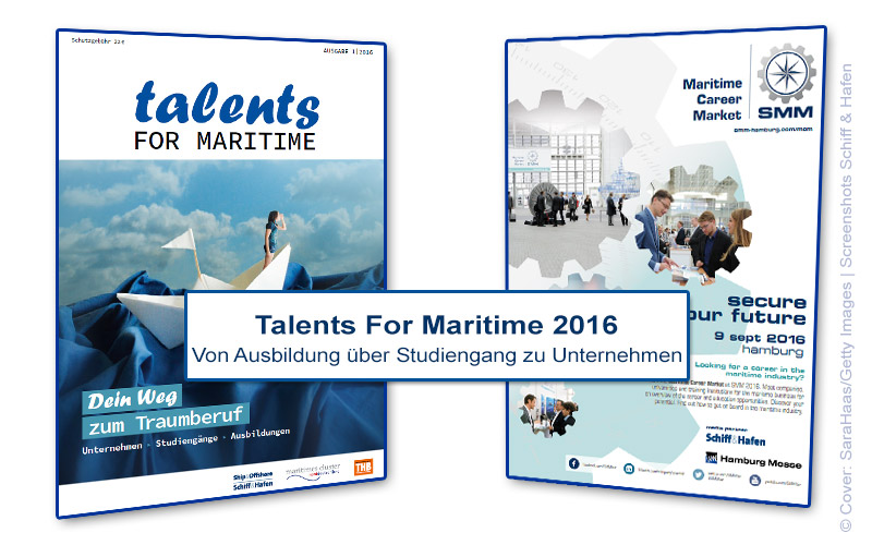 Foto SMM 2016 Hamburg Karriere talents for maritime