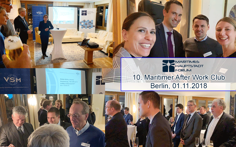 Foto 10. Maritimer Afterwork Club in Berlin